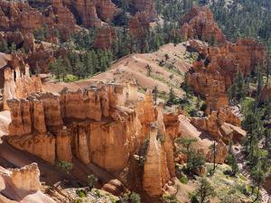 Utah, Bryce Canyon National Park, Bryce Canyon and Hoodoos by Jamie And Judy Wild
