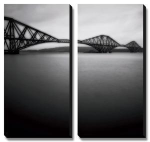 Forth Rail Bridge I by Jamie Cook