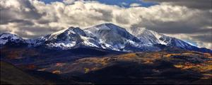 Sopris Mountains by Jamie Cook