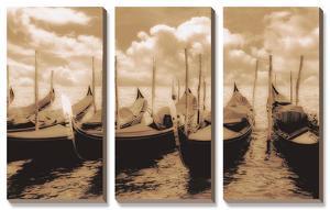 Venice Gondolas by Jamie Cook
