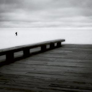 Wooden Pier by Jamie Cook