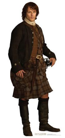 Jamie Fraser, Scottish Version - Outlander