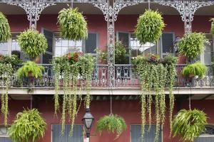 Architecture, French Quarter, New Orleans, Louisiana, USA by Jamie & Judy Wild