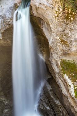 Canada, Alberta, Jasper National Park, Maligne Canyon by Jamie & Judy Wild