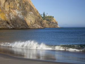 Cape Disappointment Lighthouse, Cape Disappointment State Park, Washington, USA by Jamie & Judy Wild