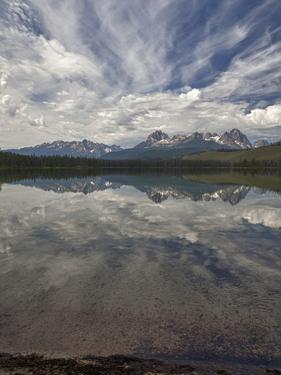 Little Redfish Lake, Sawtooth National Recreation Area, Idaho, USA by Jamie & Judy Wild