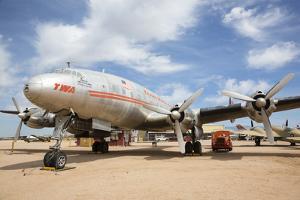 Lockheed L-049 'Constellation', Tucson, Arizona, USA by Jamie & Judy Wild