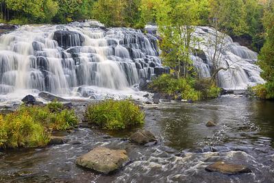 Michigan, Ontonagon County, Bond Falls