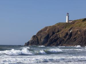 North Head Lighthouse, Cape Disappointment State Park, Washington, USA by Jamie & Judy Wild