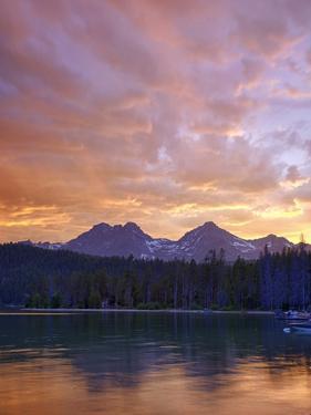 Redfish Lake, Sawtooth National Recreation Area, Idaho, USA by Jamie & Judy Wild