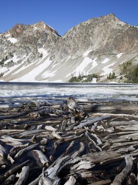 Sawtooth Lake, Sawtooth National Recreation Area, Idaho, USA by Jamie & Judy Wild