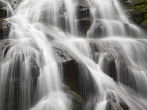 USA, Washington State. Central Cascades, South Bessemer area, Bessemer Creek Falls. by Jamie & Judy Wild