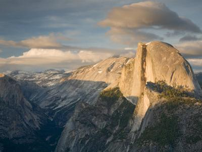 Yosemite with Half Dome. from Glacier Point. Yosemite National Park, CA by Jamie & Judy Wild