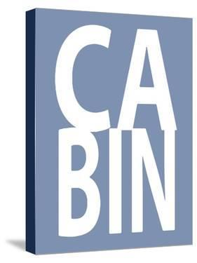 Cabin Blue by Jamie MacDowell