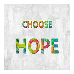 Choose Hope in Color by Jamie MacDowell