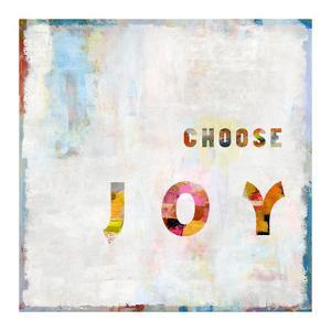 Choose Joy In Color by Jamie MacDowell