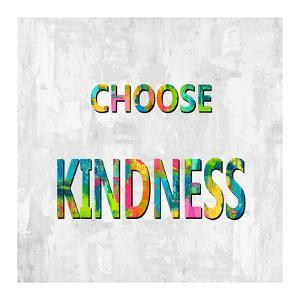 Choose Kindness in Color by Jamie MacDowell