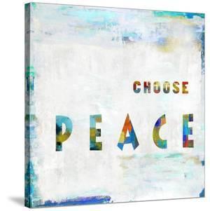 Choose Peace In Color by Jamie MacDowell