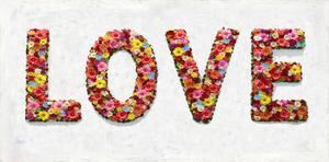 Floral Love by Jamie MacDowell