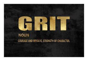 Grit in Gold by Jamie MacDowell