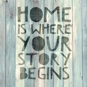 Home is Where … by Jamie MacDowell
