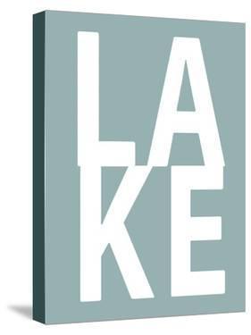 Lake Aqua by Jamie MacDowell