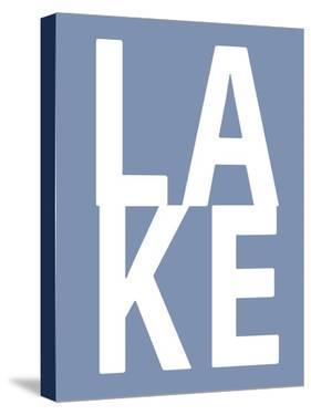 Lake Blue by Jamie MacDowell