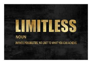 Limitless in Gold by Jamie MacDowell