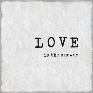 Love Is The Answer by Jamie MacDowell