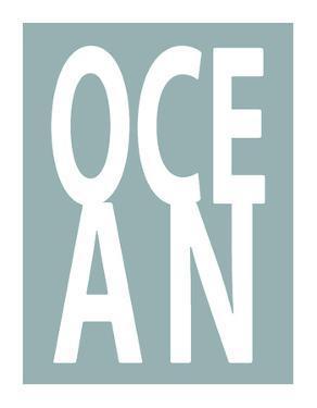 Ocean Aqua by Jamie MacDowell