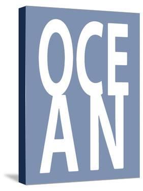 Ocean Blue by Jamie MacDowell