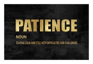 Patience in Gold by Jamie MacDowell
