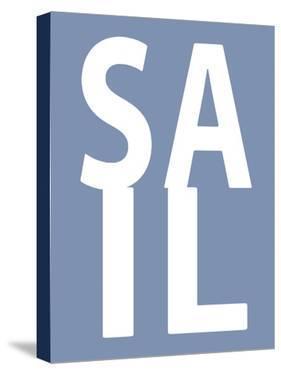Sail Blue by Jamie MacDowell
