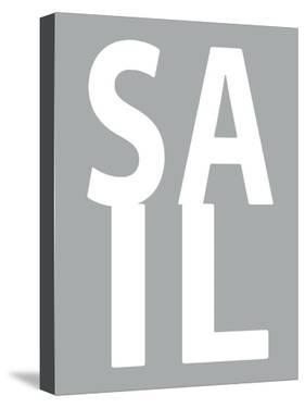 Sail Gray by Jamie MacDowell