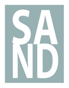 Sand Aqua by Jamie MacDowell