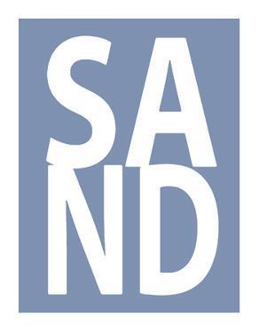 Sand Blue by Jamie MacDowell