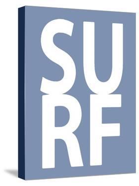 Surf Blue by Jamie MacDowell