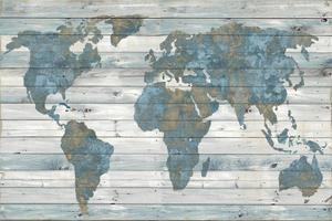 World on Wood by Jamie MacDowell