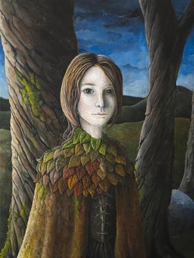 Autumn Girl by Jamin Still