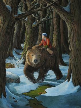 Ellen and the Bear by Jamin Still
