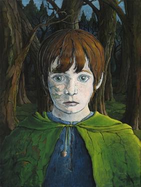 Forest Boy by Jamin Still
