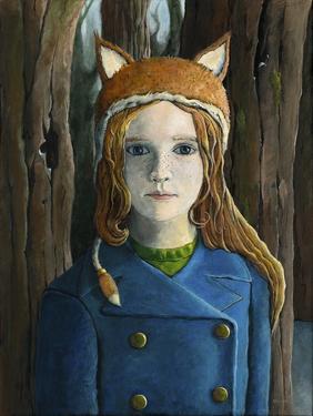 Fox Girl by Jamin Still