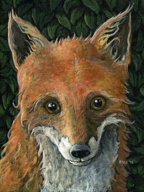 Little Fox II by Jamin Still
