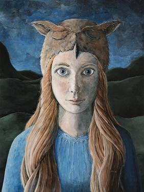 Owl Girl by Jamin Still