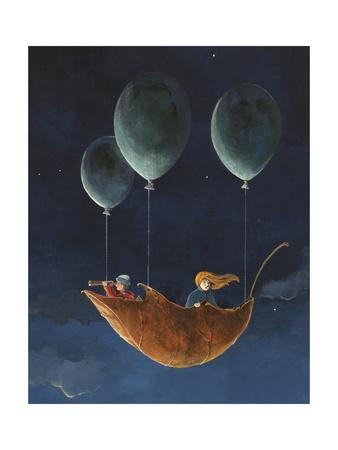 Penelope and the Airship