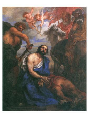 Martyrdom of Saint Jacob