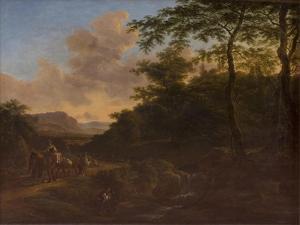 Landscape by Jan Both