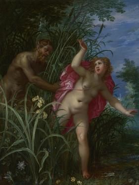 Pan Pursuing Syrinx, after 1615 by Jan Brueghel the Elder