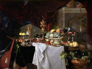 Still Life, 1640 by Jan Davidsz. de Heem