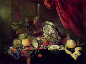Still Life by Jan Davidsz. de Heem